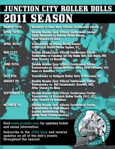 2011 season 1-4
