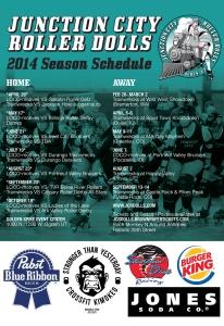 2014 Season Schedule 4x6RGB